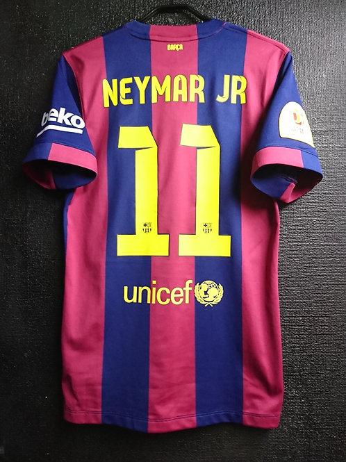 【2015】 / FC Barcelona / Home / No.11 NEYMAR JR / Copa del Rey Final