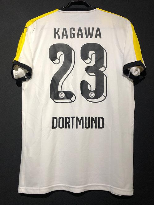 【2015/16】 / Borussia Dortmund / 3rd / No.23 KAGAWA