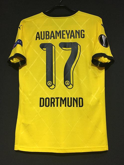 【2015/16】 / Borussia Dortmund / Cup(Home) / No.17 AUBAMEYANG / UEL