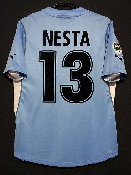 【2001/02】 / S.S. Lazio / Home / No.13 NESTA