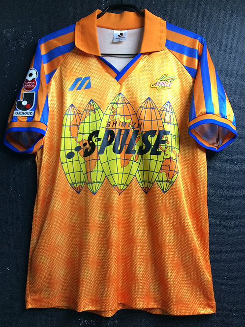 【1993/96】 / Shimizu S-Pulse / Home / Player Issue
