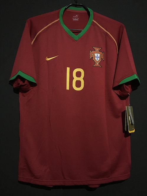 【2006/07】 / Portugal / Home / No.18 MANICHE