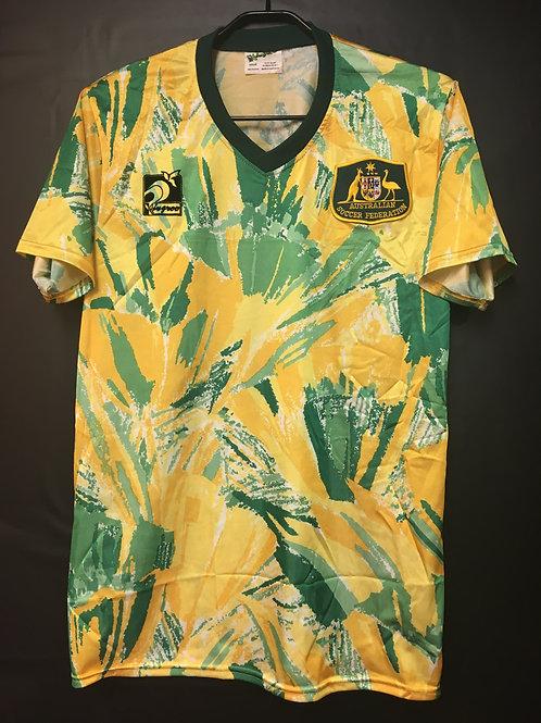 【1990/91】 / Australia / Home
