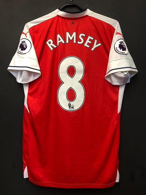 【2016/17】 / Arsenal / Home / No.8 RAMSEY