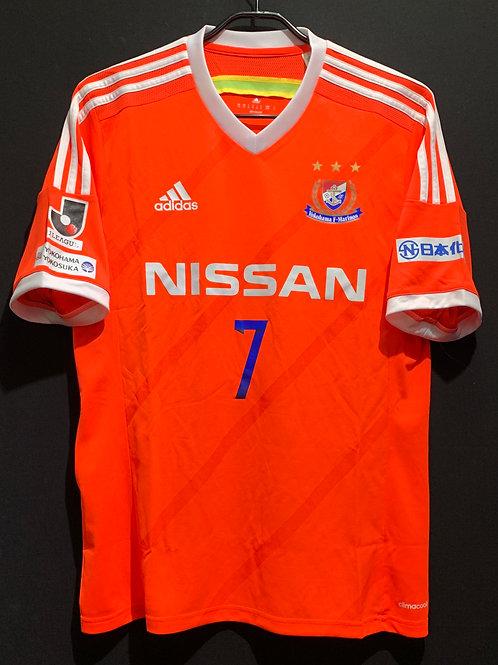 【2014】 / Yokohama F. Marinos / Away / No.7 HYODO