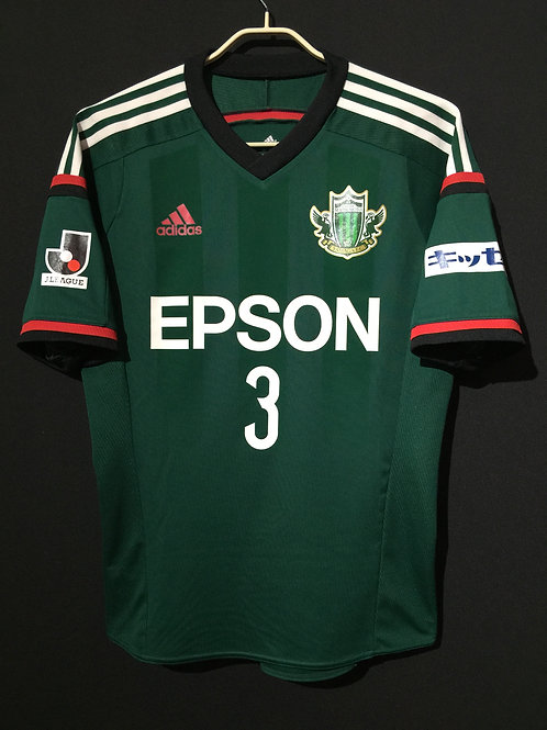 【2014】 / Matsumoto Yamaga FC / Home / No.3 TANAKA
