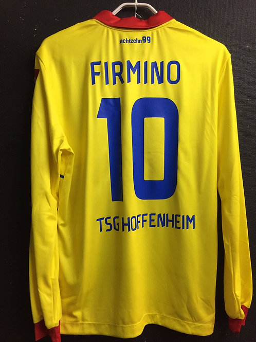 【2014/15】 / TSG 1899 Hoffenheim / Away / No.10 FIRMINO
