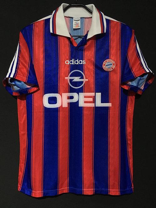 【1995/97】 / FC Bayern Munich / Home