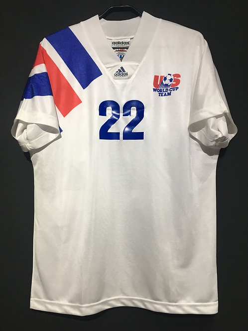 【1992/93】 / United States / Home / No.22 LALAS
