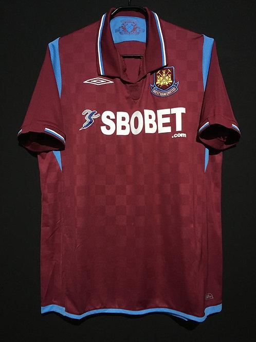 【2009/10】 / West Ham United F.C. / Home