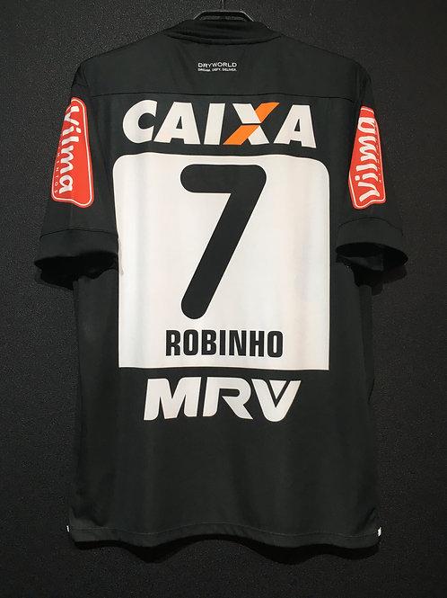 【2016 】 / Atletico Mineiro / Home / No.7 ROBINHO