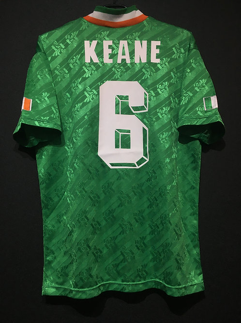 【1994】 / Republic of Ireland / Home / No.6 KEANE