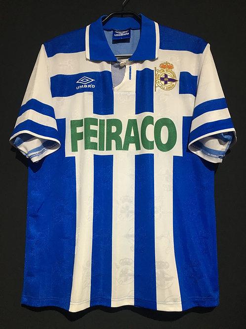 【1992/94】 / Deportivo de La Coruña / Home