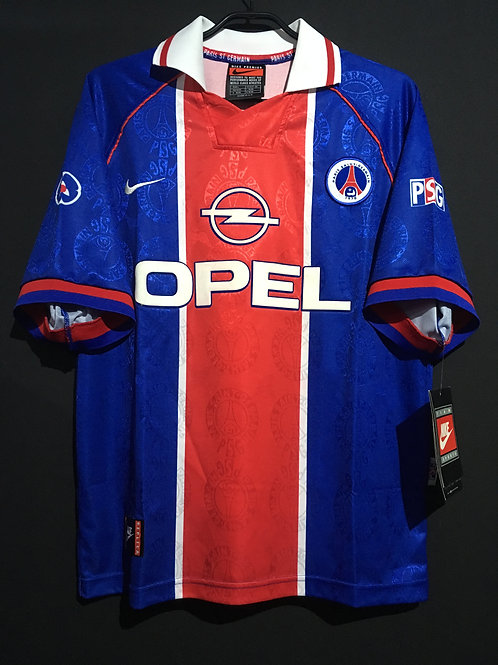 【1996/97】 / Paris Saint-Germain / Home / No.7