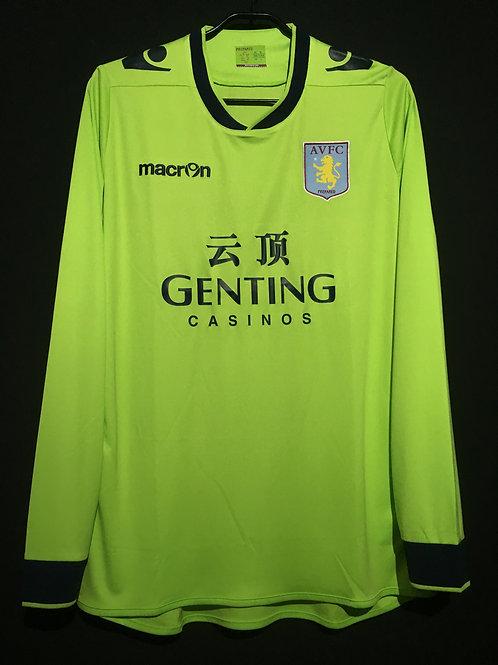 【2012/13】 / Aston Villa / Away