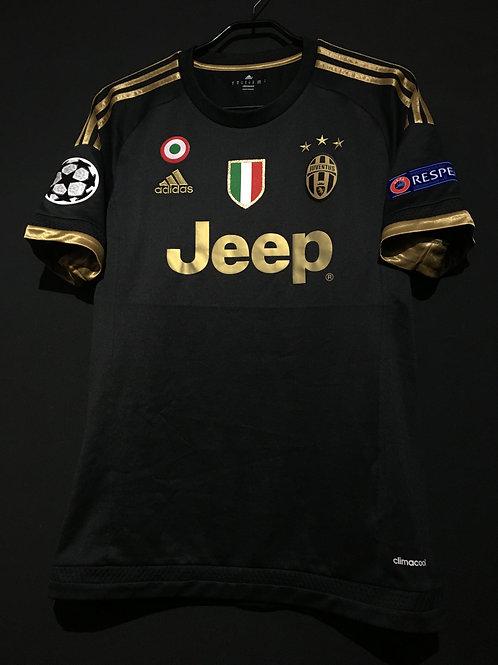 【2015/16】 / Juventus / 3rd / UCL