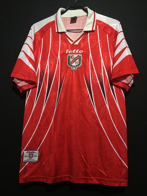 【1998/99】 / Tunisia / Away