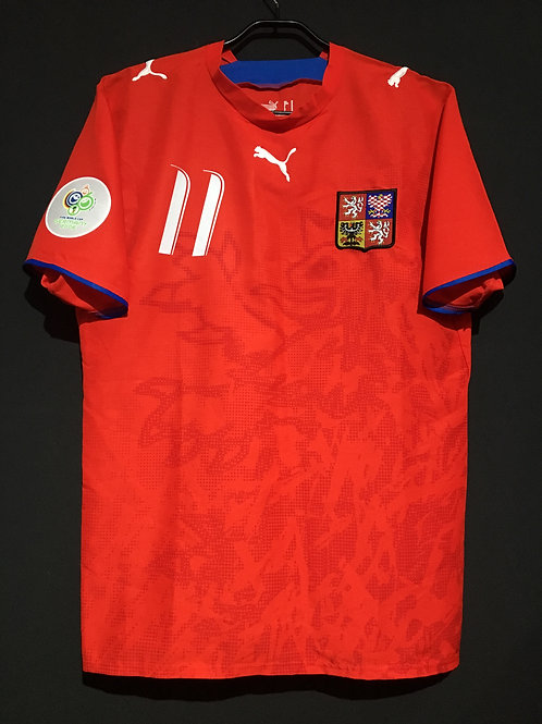 【2006】 / Czech Republic / Home / No.11 NEDVED / FIFA World Cup