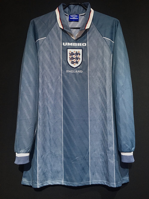 【1996/98】 / England /Player Issue