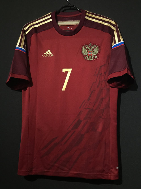 【2014/15】 / Russia / Home / No.7 DENISOV
