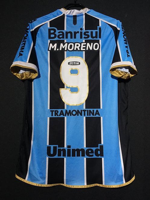 【2013】 / Gremio / Home / Cup / No.9 M.MORENO