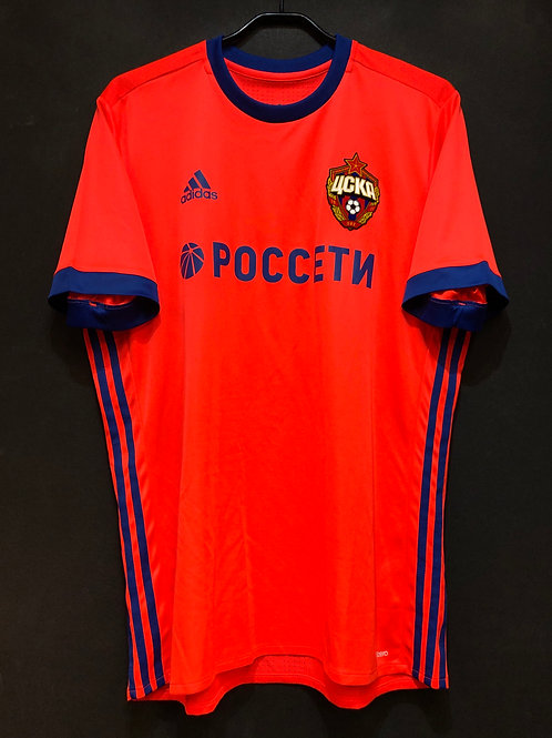 【2017/19】 / CSKA Moscow / Away / Player Issue