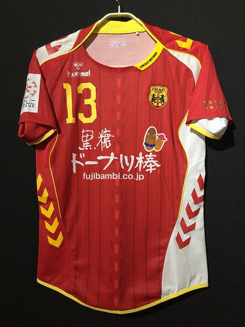 【2014】 / INAC Kobe Leonessa / Home / No.13 NAKADA