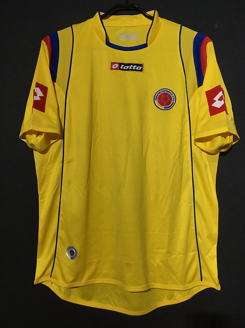 【2010/11】 / Colombia / Home