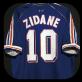 1998 France Zidane