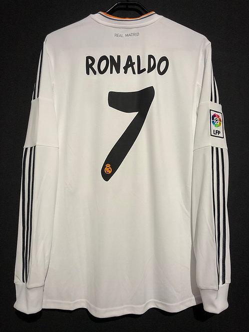 【2013/14】 / Real Madrid C.F. / Home / No.7 RONALDO