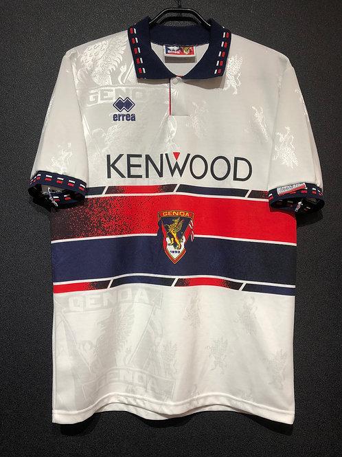【1994/95】 / Genoa C.F.C. / Away / No.9