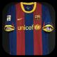 2010-11 FC Barcelona
