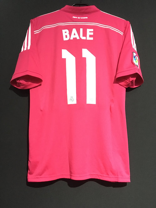 【2015】 / Real Madrid C.F. / Away / No.11 BALE