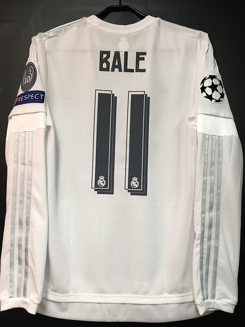 【2016】 / Real Madrid C.F. / Home / No.11 BALE / UCL Final