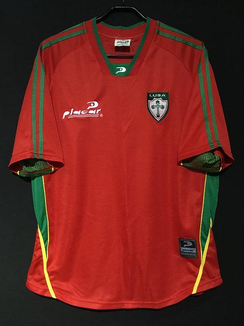 【2004】 / Associação Portuguesa de Desportos / Home / No.10