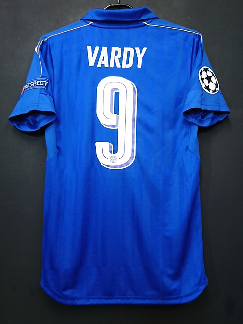 【2016/17】 / Leicester City / Home / No.9 VARDY / UCL