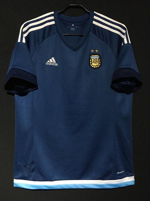 【2015/16】 / Argentina / Away