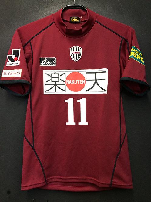 【2005】 / Vissel Kobe / Home / No.11 KAZU