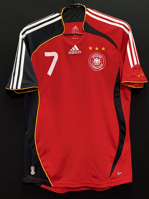 【2006/07】 / Germany / Away / No.7 SCHWEINSTEIGER