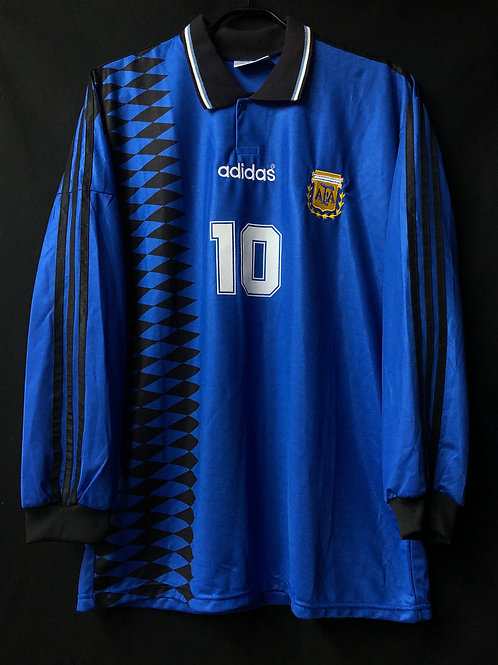 【1994】 / Argentina / Away / No.10 MARADONA