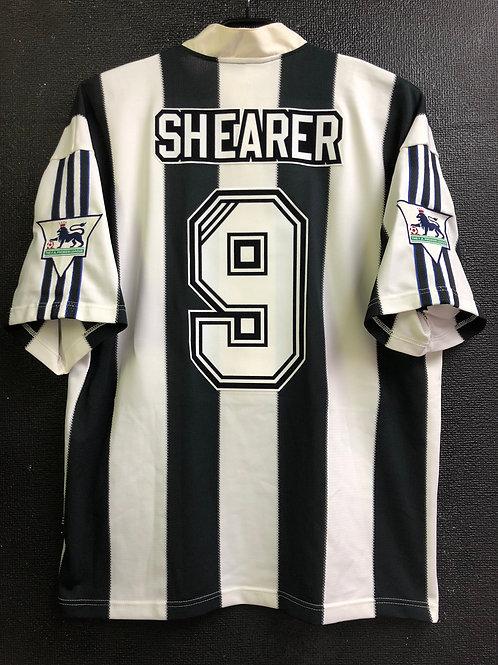 【1996/97】 / Newcastle United / Home / No.9 SHEARER