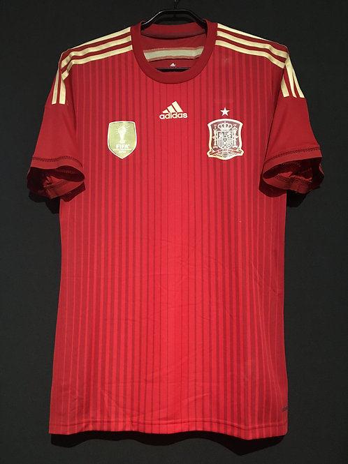 【2014】 / Spain / Home / Authentic