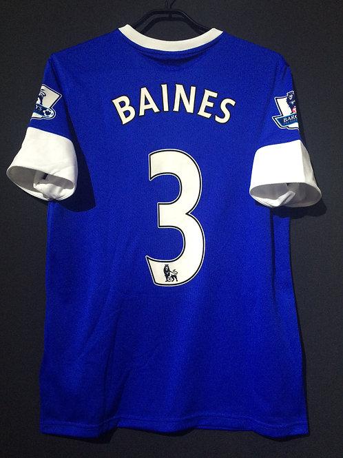 【2012/13】 / Everton / Home / No.3 BAINES