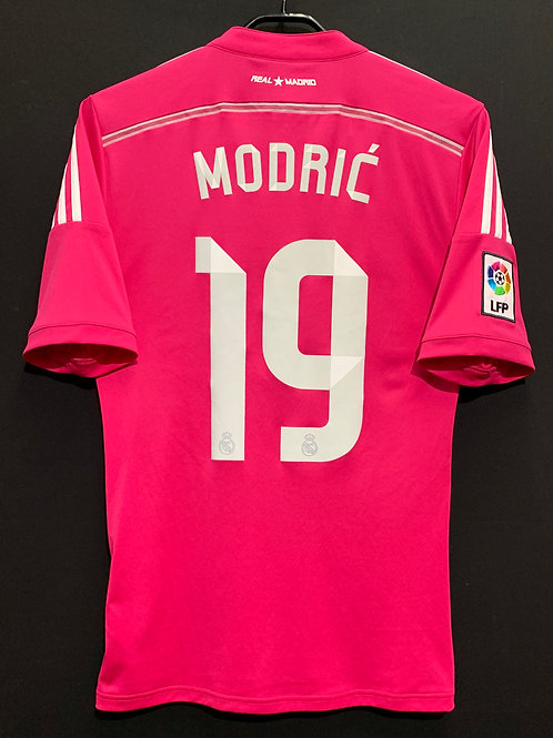 【2014】 / Real Madrid C.F. / Away / No.19 MODRIC