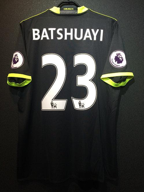 【2016/17】 / Chelsea / Away / No.23 BATSHUAYI