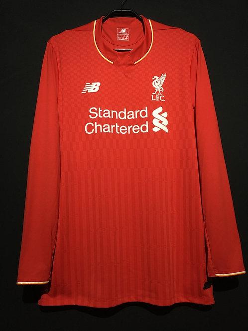 【2015/16】 / Liverpool F.C. / Home