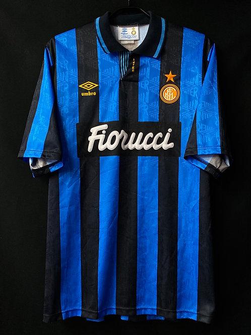 【1992/94】 / Inter Milan / Home