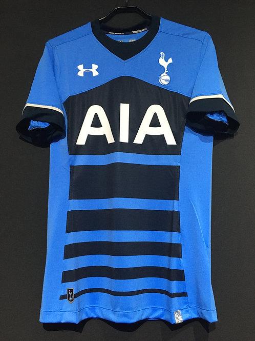 【2015/16】 / Tottenham Hotspur F.C. / Away