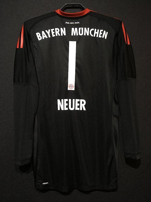 【2017/18】 / FC Bayern Munich / GK / No.1 NEUER