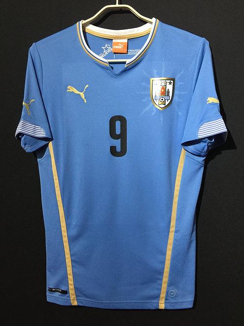 【2014/15】 / Uruguay / Home / No.9 L.SUAREZ